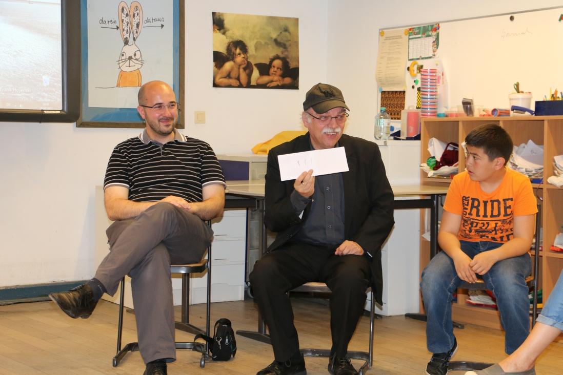 Carl-Bolle-Schule, 08.07.2015