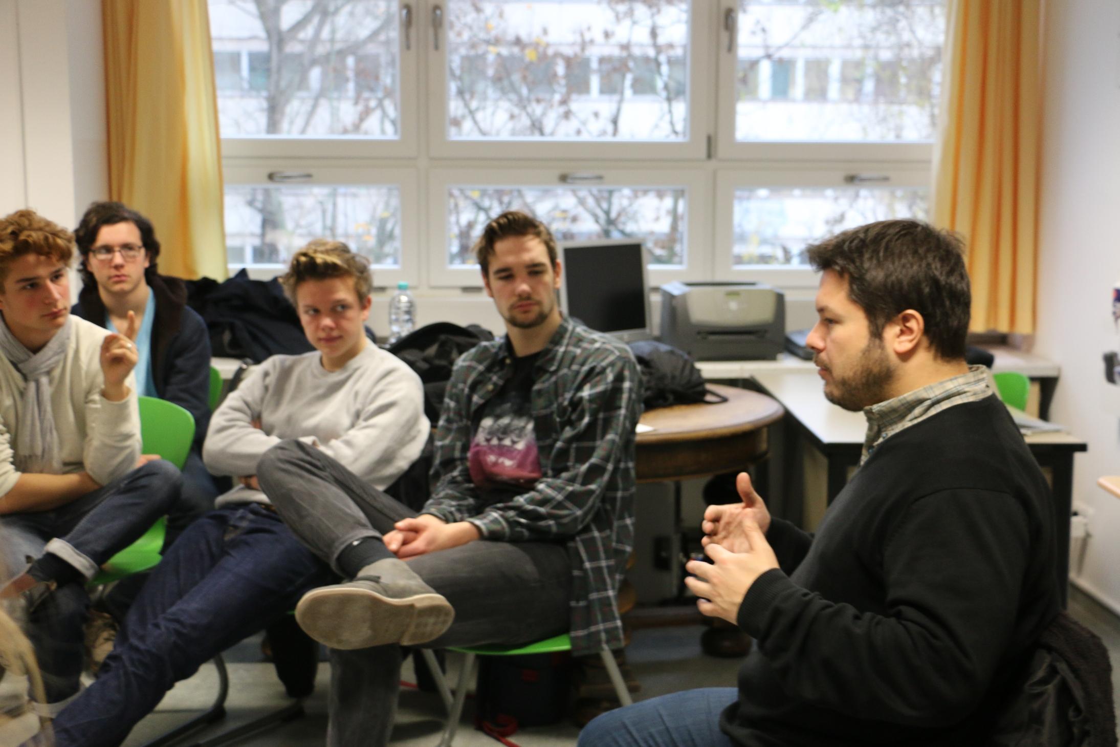 Evangelische Schule Berlin Zentrum, 16.12.2015