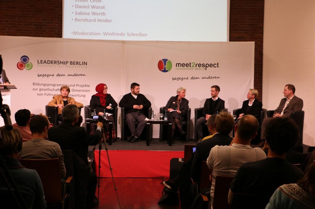 Erste Diskussionsveranstaltung zum Verhältnis Islam – Homosexualität