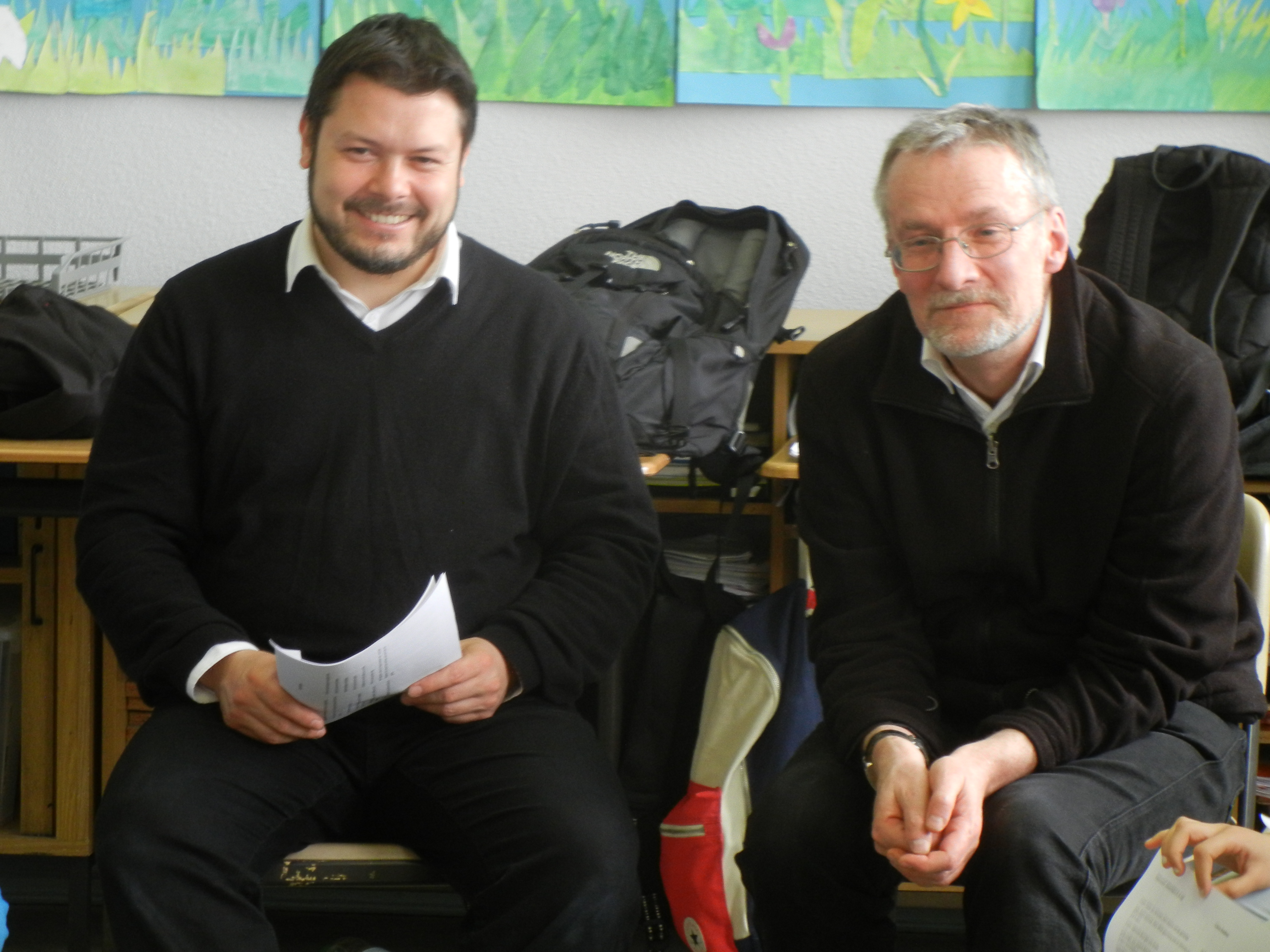 Vineta-Schule, 20.04.2016