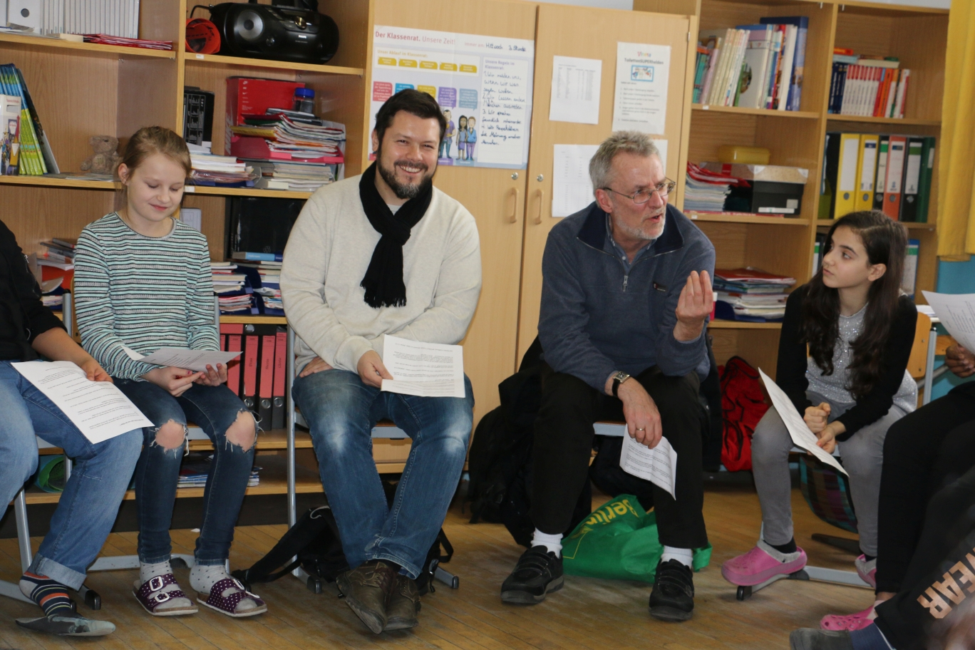Vineta-Schule, 23.02.2017