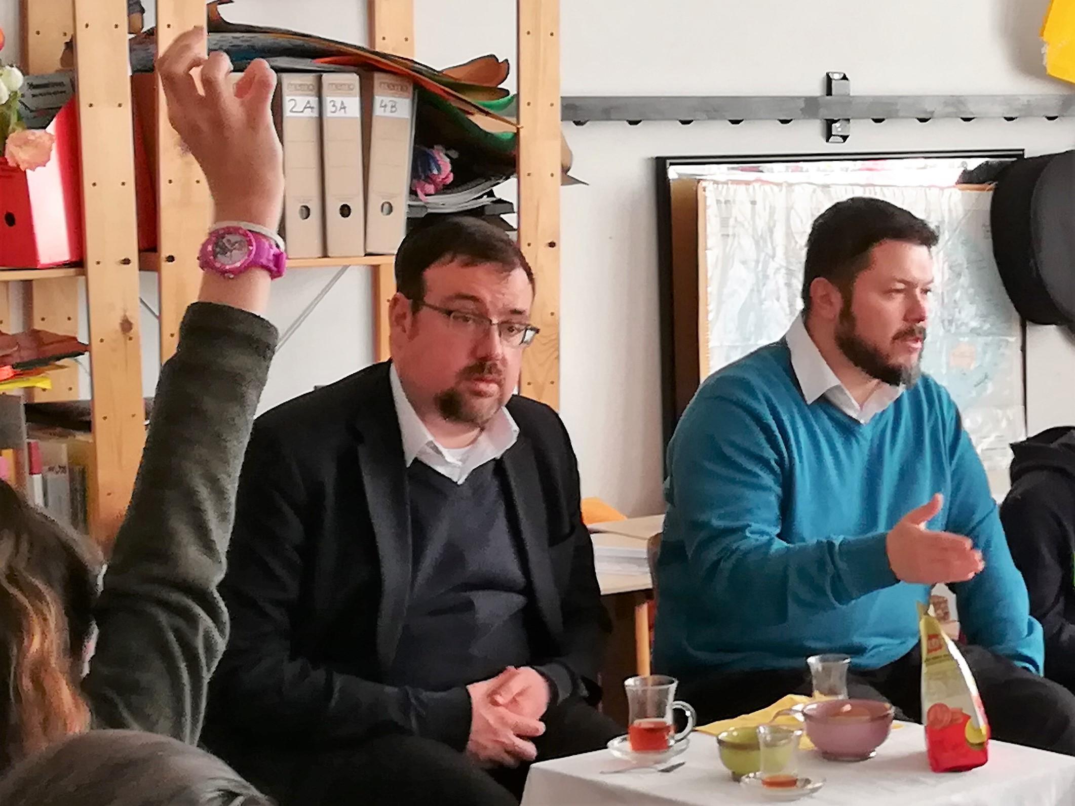 Aziz-Nesin-Grundschule, 19. März 2018