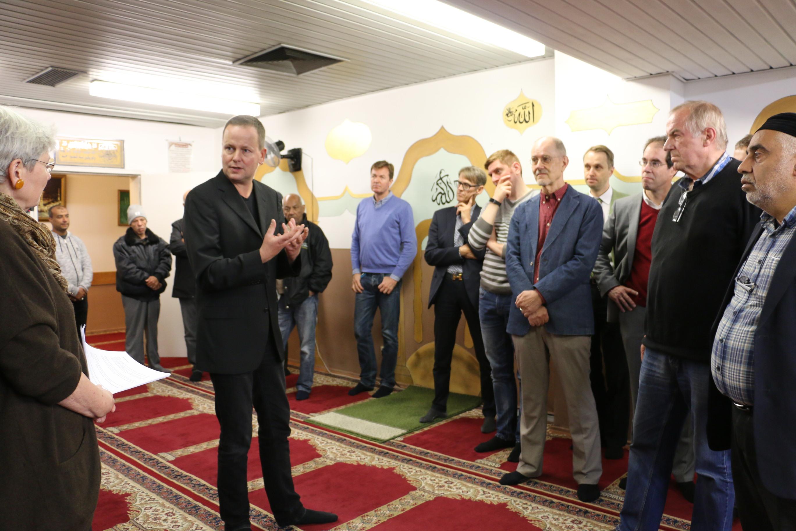 Islam meets LGBTI im Haus der Weisheit