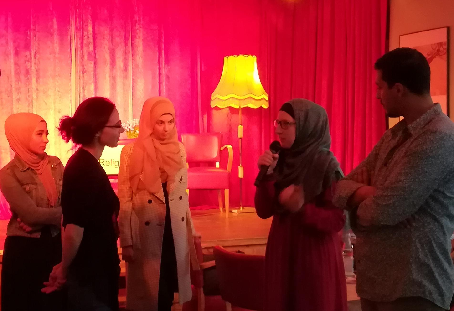 Islam meets LGBTI im Sonntags-Club