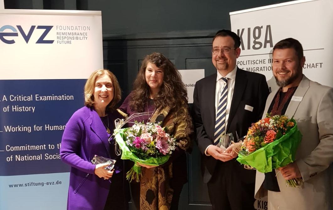 meet2respect erhält Jewish-Muslim Solidarity Award